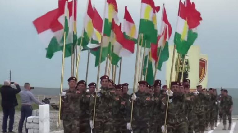[Vidéo] Irak: la première brigade chrétienne officiellement créée