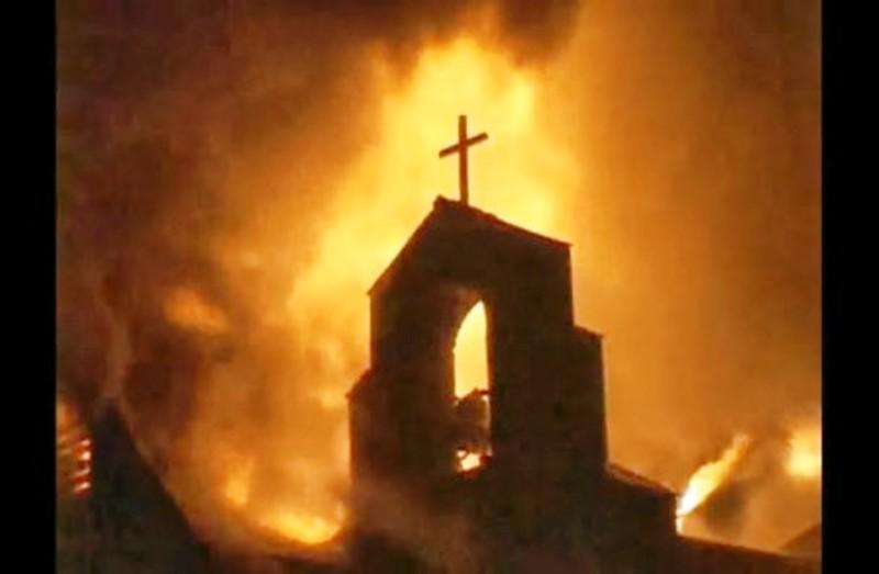 Pourquoi  l'Eglise a-t-elle abandonné les Chrétiens du Moyen-Orient ?