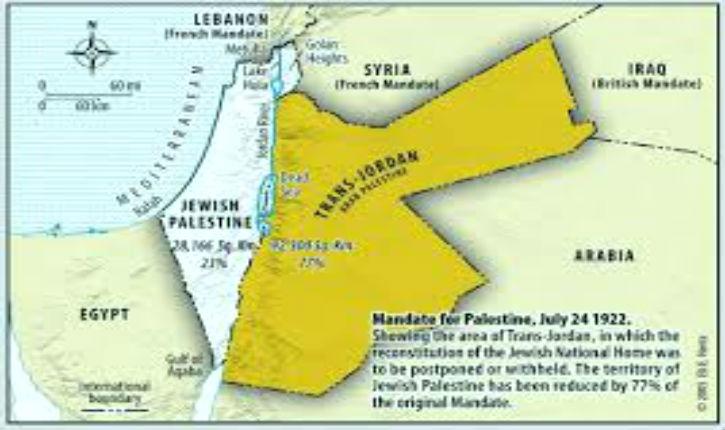 Le dogme religieux d'un hypothétique « Etat palestinien »
