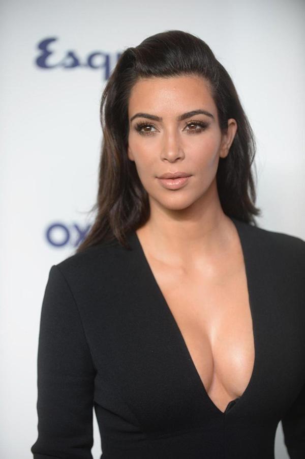 Kim Kardashian en Israël
