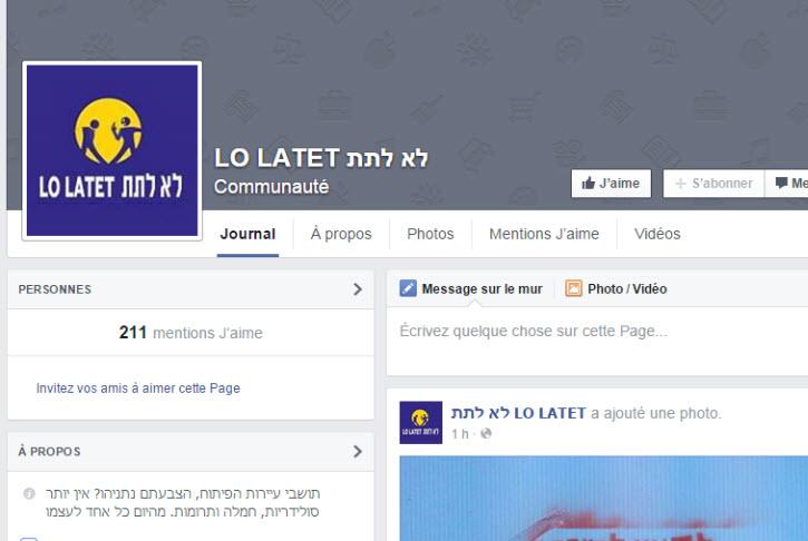 """Israël – Immonde campagne de gauchistes sur internet: """"Ne donnez pas à la Tsédaka, les pauvres votent à droite"""""""