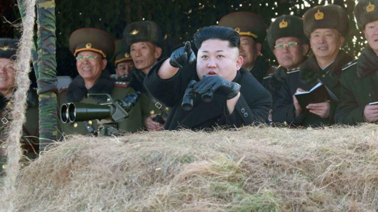 La Corée du Nord promet «des frappes impitoyables» contre les USA