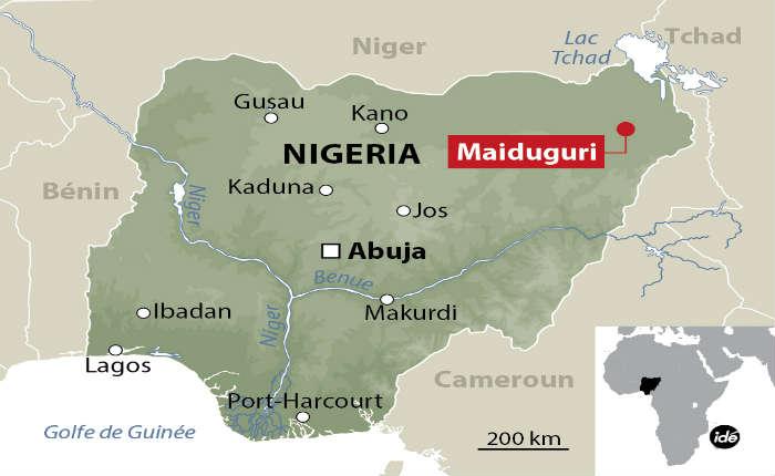 Nigeria: 47 personnes tuées par trois explosions à Maiduguri, ancien fief du groupe islamiste armé Boko Haram