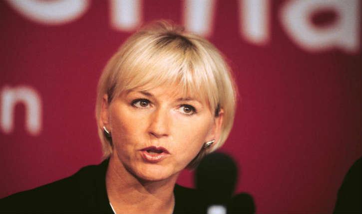 La ministre suédoise Margot Wallstrom récidive : « Israël exécute des Palestiniens »