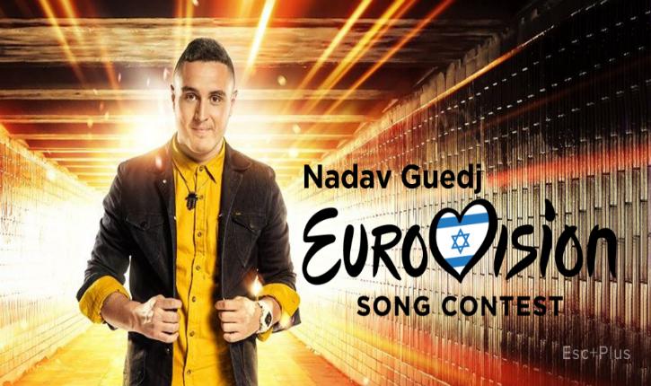 [Vidéo] Nadav Guedj, un franco-israélien va représenter Israël à l'Eurovision 2015