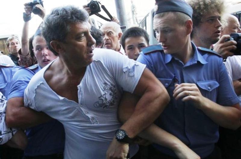 [Vidéo] – Assassinat de Boris Nemtsov, d'origine juive.