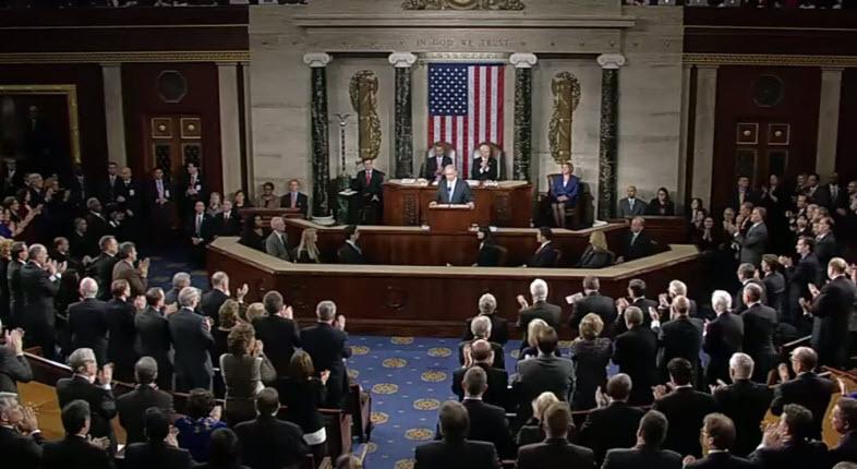 [Vidéo] Le discours complet de Netanyahou au Congrès à Washington le 3 mars 2015