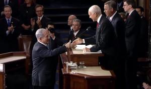 Netanyahou au Congrès
