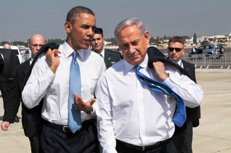 Obama pourrait rompre tout contact direct avec Netanyahu et laisser Kerry seul faire la liaison