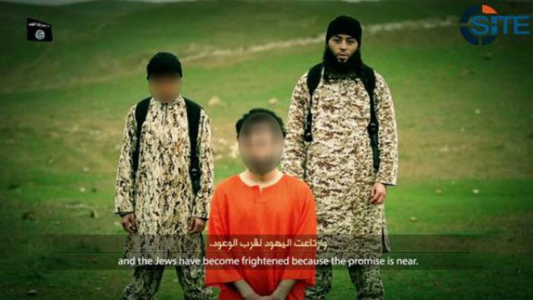 Le demi-frère de Merah identifié dans une vidéo d'exécution d'un otage par l'Etat islamique