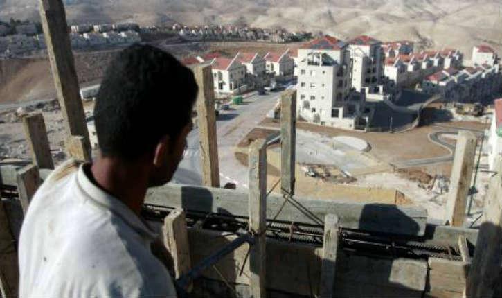 Israël: Augmentation du nombre de travailleurs Palestiniens dans le bâtiment en deux ans