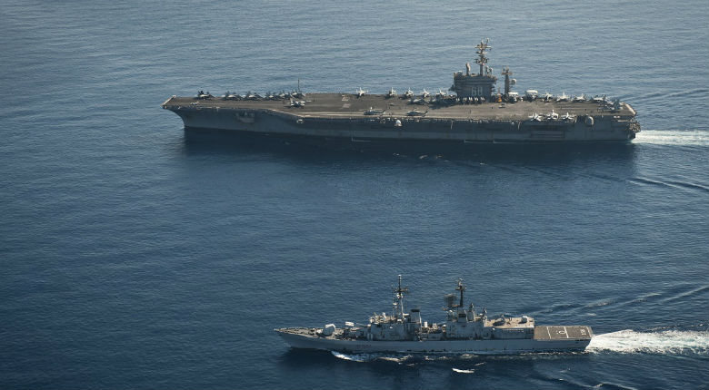 Menace navale iranienne renforcée contre les États-Unis dans le golfe Persique