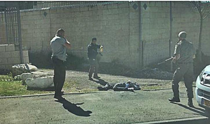Flash info : A Jérusalem ce matin, plusieurs personnes blessées dans une attaque terroriste islamiste à la « voiture bélier »