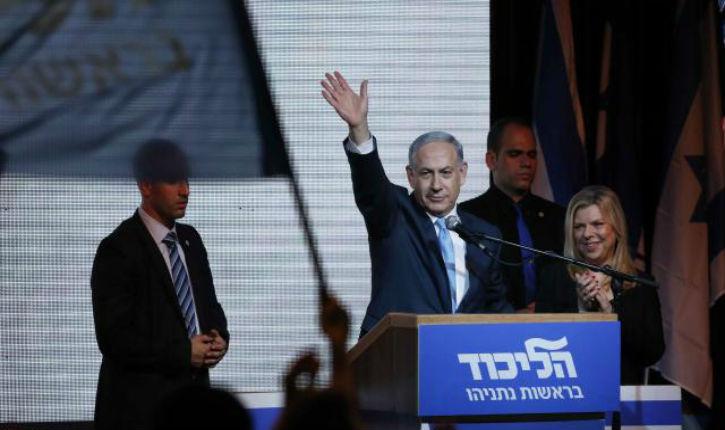 [Vidéo] Netanyahou : le discours de la victoire