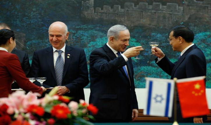 Universitaire chinois : «La Chine ne s'opposerait pas à des frappes israéliennes contre le nucléaire iranien»