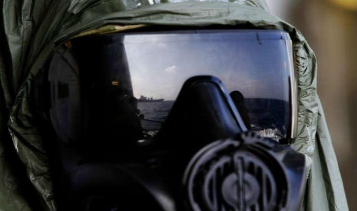 L'Etat islamique a eu recours à des bombes au chlore contre les peshmergas
