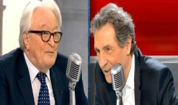 Dumas, Bourdin et l'«influence juive» de Valls : condamnation du CSA