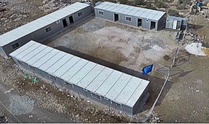 Israël démolit des constructions illégales près de Jérusalem et financées par l'Union Européenne