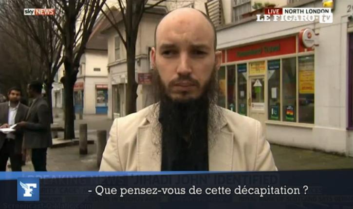 [Vidéo] Londres/porte-parole musulman: « Votre question est islamophobe »