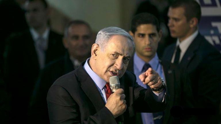 Discours de Netanyahou à Tel Aviv «Pas de concession, pas de retrait et Jérusalem ne sera pas divisée»