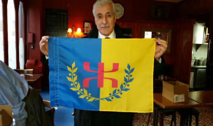 drapeau kabyle est juif