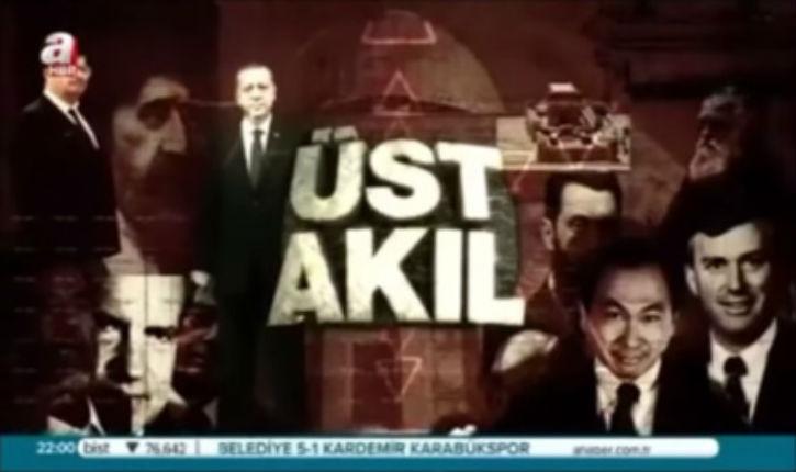 [Vidéo] La Turquie, proie du complot juif mondial selon Erdogan et ses partisans