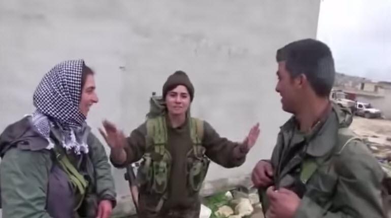 [Reportage] L'État islamique a encerclé les montagnes du Sinjar, à l'ouest de Mossoul. Un documentaire aux côtés des combattants kurdes et yézidis