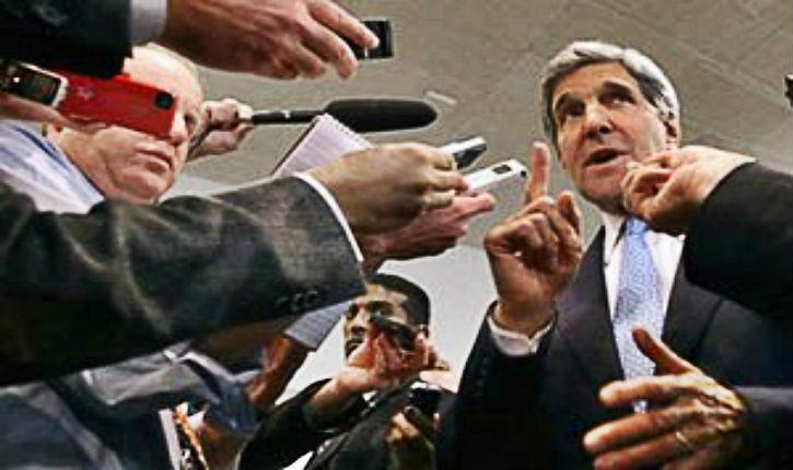 Selon John Kerry, les États-Unis vont examiner les révélations du CNRI sur l'existence d'un site nucléaire secret en Iran