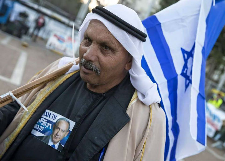 Israël : Le village arabe Areb Naiim vote à 76% en faveur du Likoud. « Nous avons choisi Benjamin Netanyahu parce que nous l'aimons ».