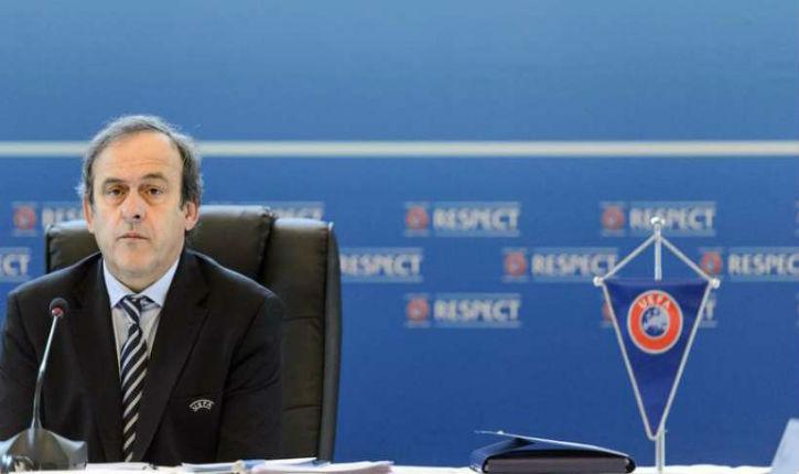 Platini avertit les Israéliens que les « arabes-palestiniens » veulent les isoler à l'UEFA : «L'heure est grave»
