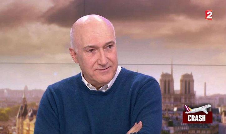 Germanwings: Le spécialiste aéronautique Michel Polacco croit à «un acte politique» type 11 septembre