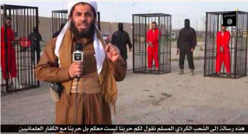 Cinq mois aux mains de l'Etat Islamique «La torture était quotidienne parce qu'ils voulaient obtenir une rançon»