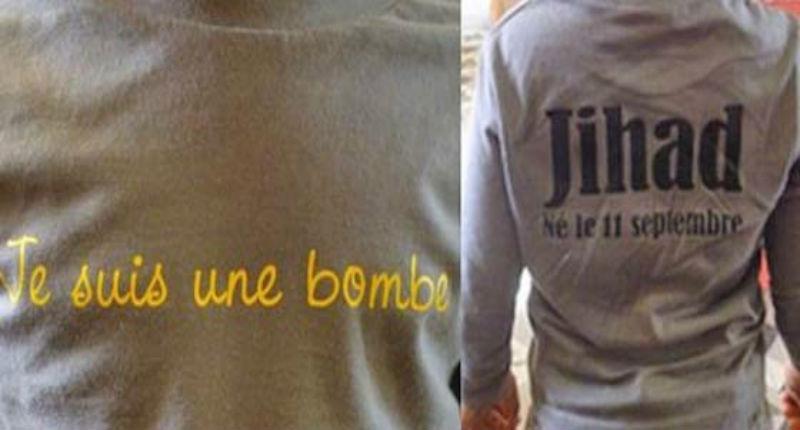 «Jihad» sur un t-shirt d'enfant: la condamnation de l'oncle validée en cassation