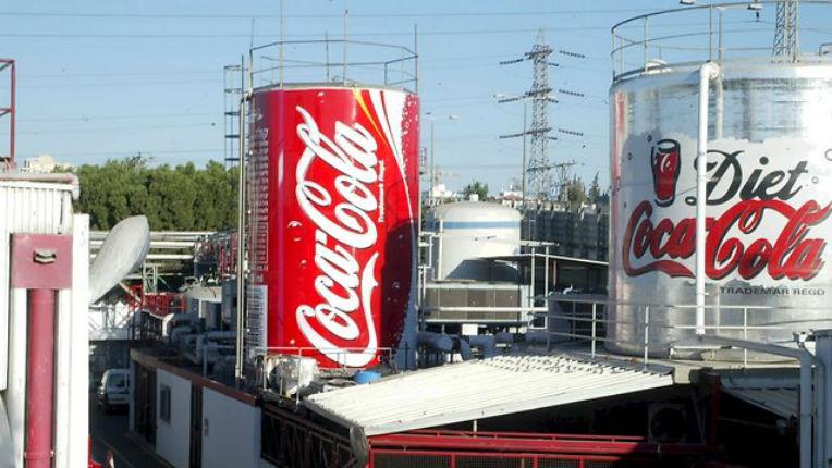 Coca Cola Israël encourage le recyclage et ouvre un cirque