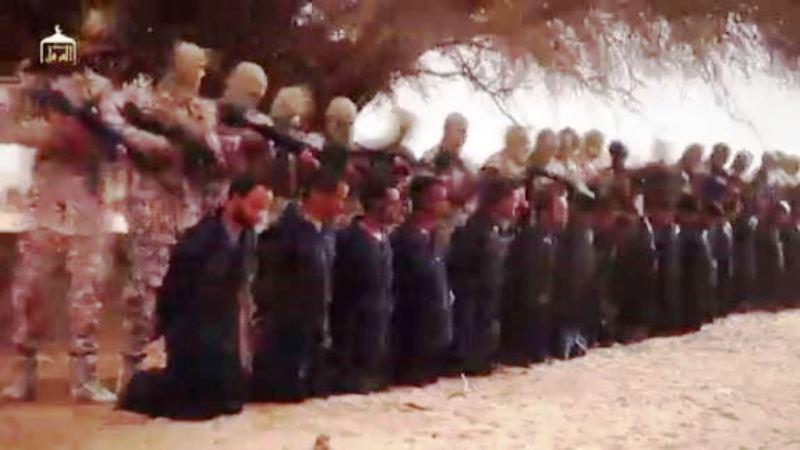 L'État islamique exécute des chrétiens éthiopiens refusant de s'acquitter de la Jizya, ou 'Tribut'