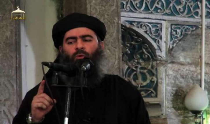 Le chef de l'Etat islamique, Abou Bakr al-Baghdadi, pourrait avoir été tué lors d'une frappe de l'aviation russe visant une réunion de dirigeants