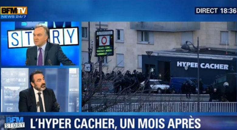 BFMTV réagit aux plaintes des ex-otages de l'Hyper Cacher «La phrase de l'un de nos journalistes était une erreur»
