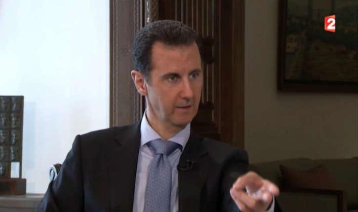 France : L'Elysée veut retirer la Légion d'honneur de Bachar al-Assad