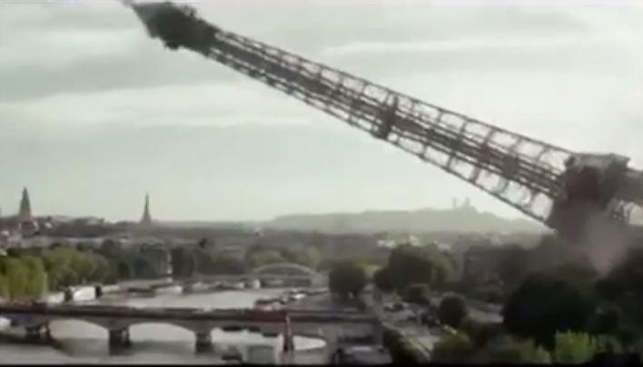 Les «fiancés de Daech» voulaient célébrer leur mariage en faisant exploser la tour Eiffel