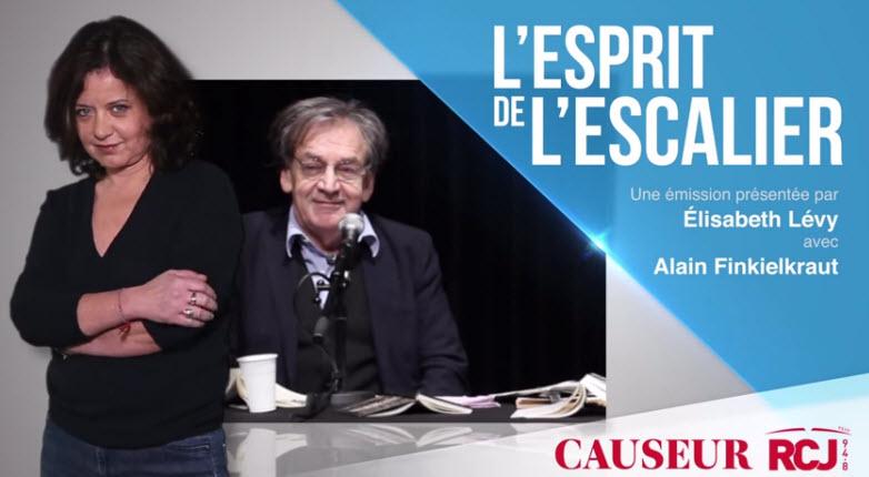 [Vidéo] Alain Finkielkraut : « L'essentiel n'est pas l'économie mais le risque de partition de la France et la violence qui s'installe »