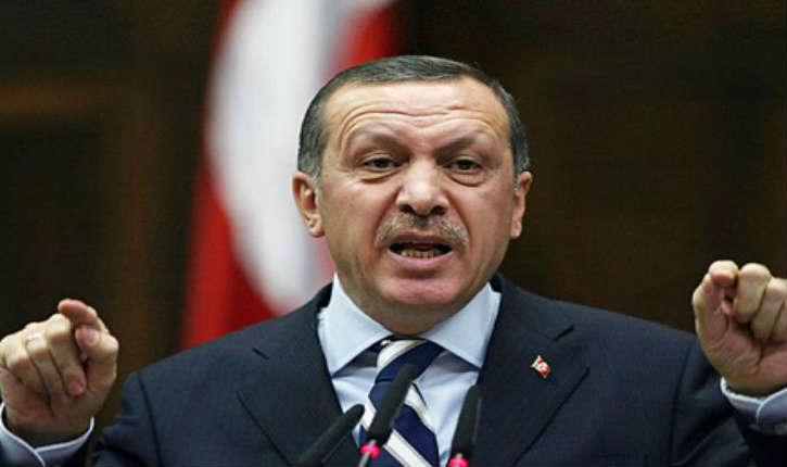 Nouvelle menace d'Erdogan : «Demain, aucun Européen ne pourra faire un pas dans la rue en sécurité»