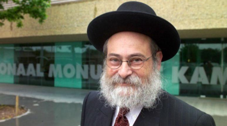 Le Grand Rabbin de Hollande, Benjamin Jacobs