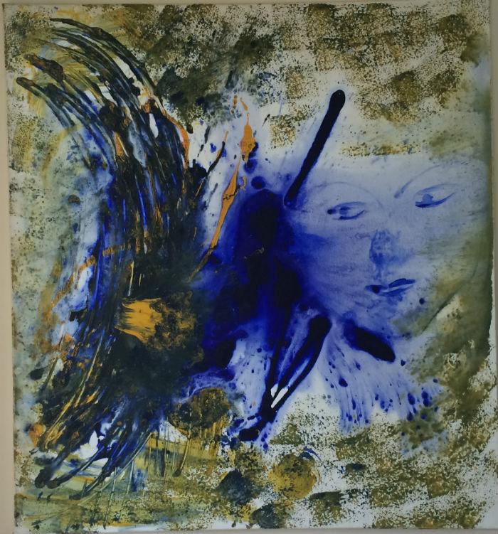 Guta Tyrangiel Benezra  peinture 1