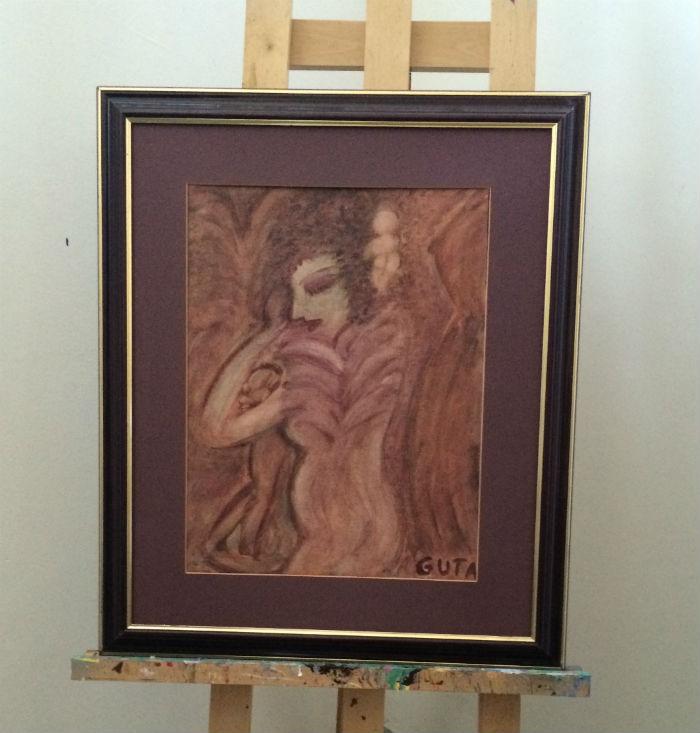 Guta Tyrangiel Benezra  peinture 2