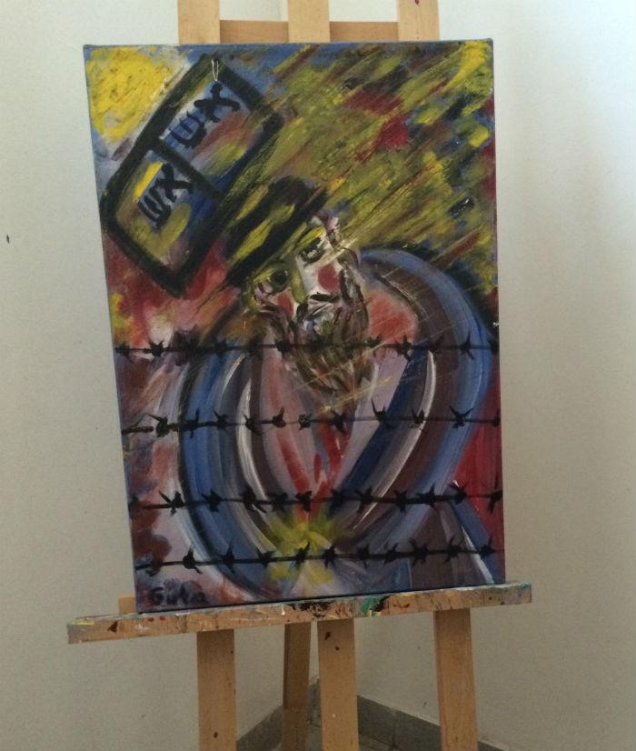 Guta Tyrangiel Benezra peinture 3