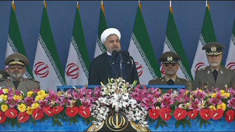 [Vidéo] Iran : Hassan Rohani cible l'Arabie Saoudite