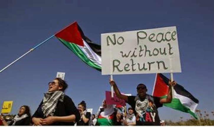 Berlin: Manifestation pro-palestinienne pour le « droit au retour »