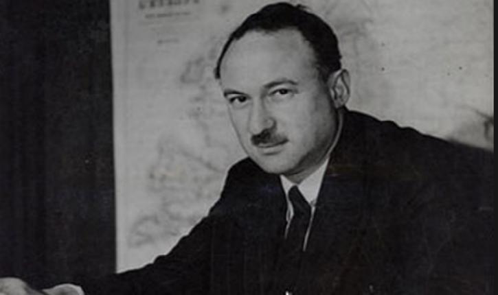 Deux hommes sauvent 2 200 Juifs polonais d'une mort certaine.1939-1940.
