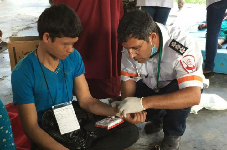 Israël au Népal : rencontre avec un secouriste du Magen David Adom
