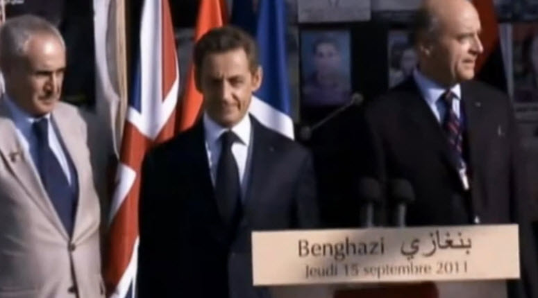 [Vidéo] Migrants transitant par la Libye : « Merci Sarkozy » ?
